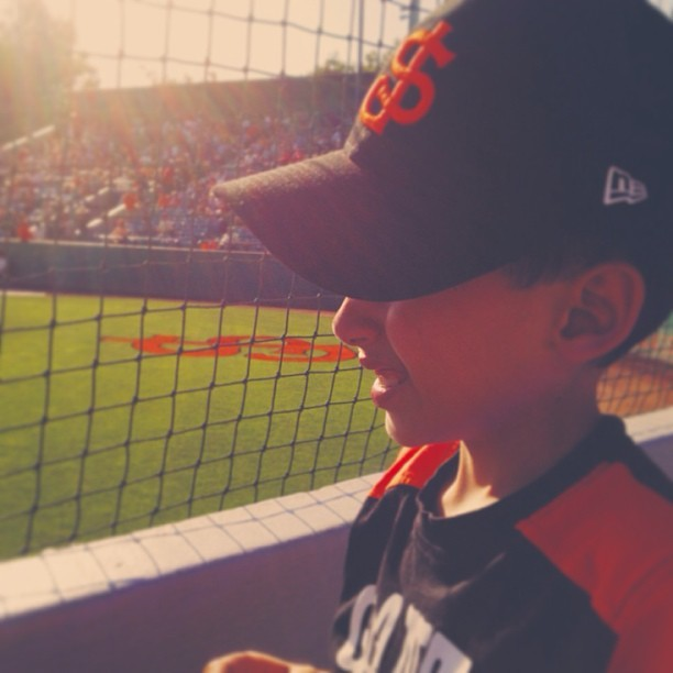 #sjgiants #chn104 #love #giants #baseball #sun #sanjose #california