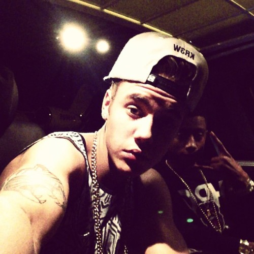bieber-news:  justinbieber: Maybach
