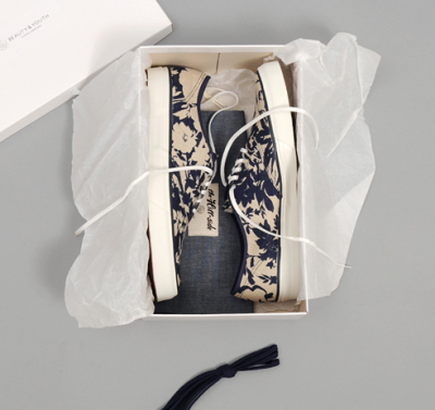 dstore:  BEAUTY & YOUTH U.A. - TH-S &CO. 5 EYELET SNEAKERS
