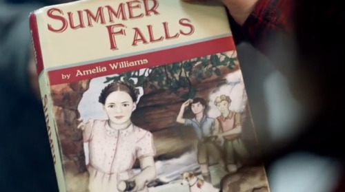 the-thirteenthdoctor:  GUYS. GUYS. GUYS. THE BOOK IS BY AMELIA WILLIAMS. AMY WROTE THE BOOK. I'm crying.  OMG YOU GUYS WHY ARE SHERLOCK AND JOHN ON THE COVER?!