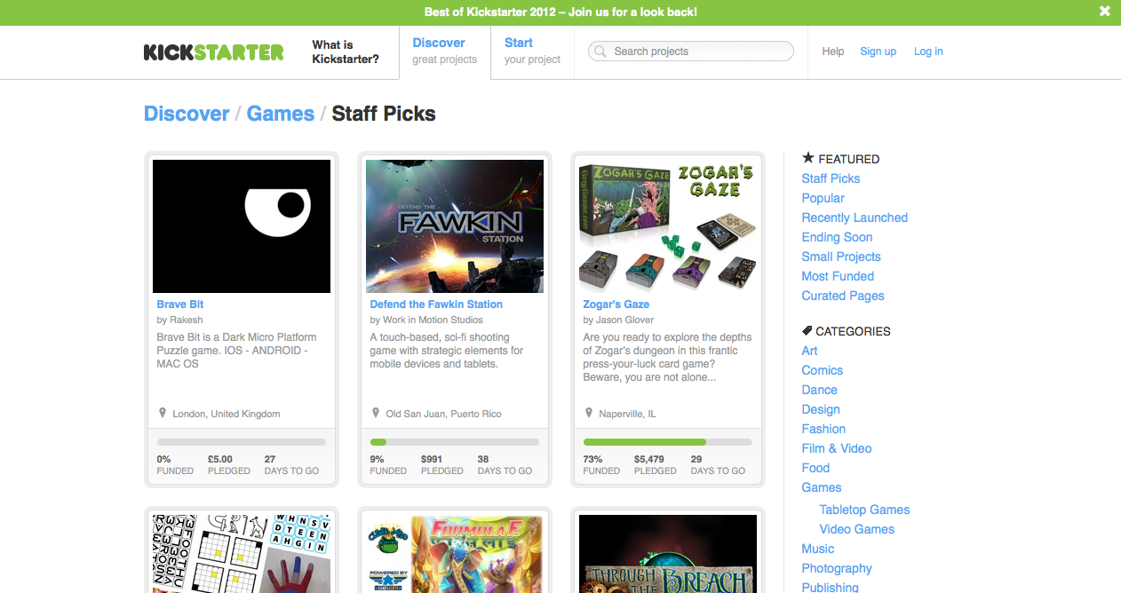 Staff Pick!  This is so exciting! PUMPED! Thanks Guys!