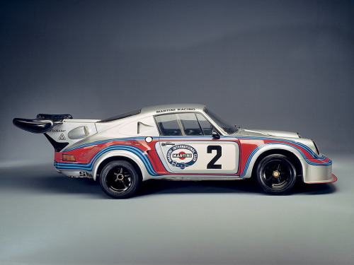 automotivated:  1974 Porsche 911 Carrera RSR Turbo (by Auto Clasico)