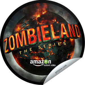 I just unlocked the Zombieland Pilot sticker on GetGlue                      7380 others have also unlocked the Zombieland Pilot sticker on GetGlue.com                  It's time to unwrap a Twinkie and eat your heart out because you're watching the pilot of Zombieland: The Series!  Share this one proudly. It's from our friends at Sony Pictures Television.