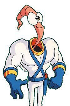 ohmygil:  I just fancast Earthworm Jim