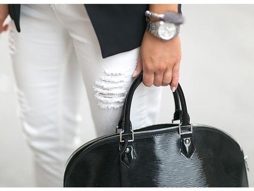 louis vuitton louis vuitton bag alma bag epi leather designer handbag street style details