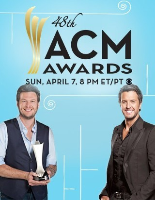 "I'm watching ACM Awards    ""It's time!!!!""                      3483 others are also watching.               ACM Awards on GetGlue.com"