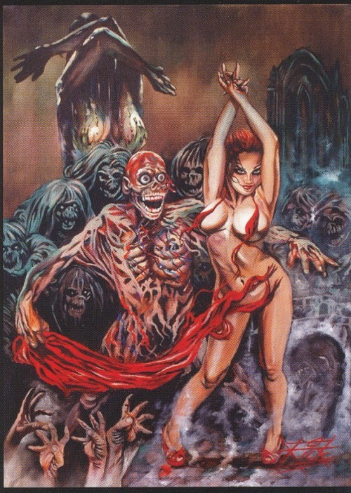 Elvira by Rick Melton