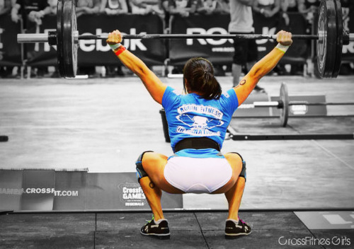 crossfitnessgirls:  Regionals