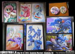 They look so gorgeous in person! EQLA this weekend!