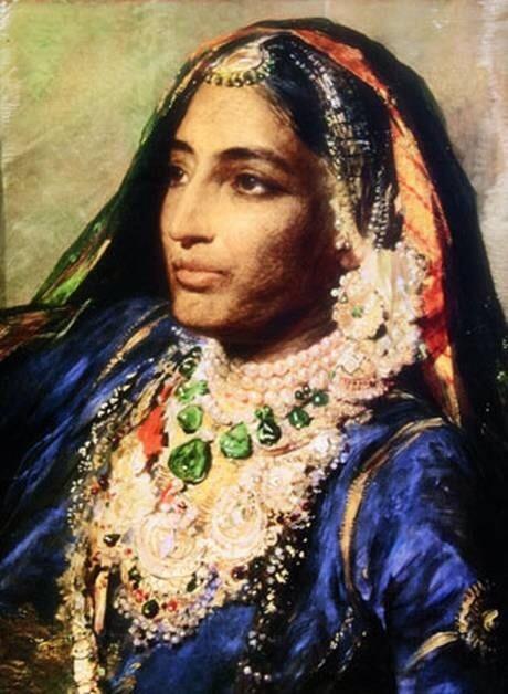 Maharani Jind Kaur: The woman who terrified the British Empire.   http://www.independent.co.uk/news/people/news/revealed-the-woman-who-terrified-the-british-empire-1690412.htm