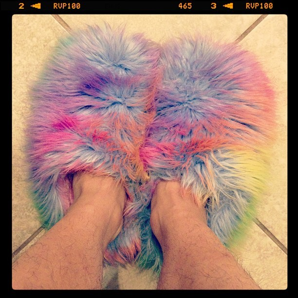 #slipper #jan #2013 #rikfoto #fun #cool #awesome #crazy