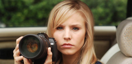 boomvagynamite:  Veronica Mars spoilers! If you haven't watched Veronica Mars, don't read this. But also, if you haven't watched Veronica Mars yet, what are you doing? Go watch it now! YOU HAVE TO BE READY FOR THE MOVIE. theatlantic:  'Veronica Mars,' TV's Realest Depiction of Rape, Is Going to Be a Movie  She had agency and was given a voice that went deeper and was more honest than any of its predecessors. Throughout the television show, Veronica has nightmares about the night she was assaulted. Viewers also find out in the second season that Veronica has an STI as a result of her rape, making the assault all the more realistic. Needless to say, the teenager ends up developing a keen distrust of the men around her, affecting all her future relationships throughout the show. But despite getting laughed out of the police chief's office when she comes forward about her ordeal, Veronica never loses sight of the fact that she is not to blame for her rape—and neither do the show's viewers, who are treated to a dramatic story-line that is both realistic and empowering. For fans and haters alike, Veronica Mars remains the only American television series that successfully depicts the long-term effects of this type of sexual violence. Read more. [Image: CW]