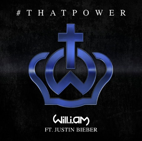 "Artwork for will.i.am's new single called ""The Power"" and it will feature Justin!"