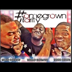 ralloboykins:  #HomeGrownHilarity presents #HilariousHappyHour @TabaqBistroDC 1336 U St. NW DC 9pm DON'T MISS IT  Best open-mic in the city!