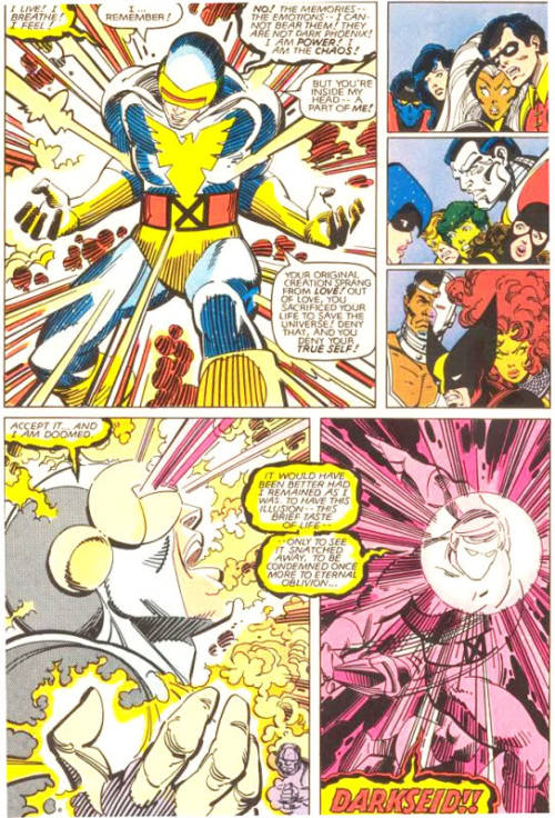 brianmichaelbendis:  The Uncanny X-Men & Teen Titans (1982) Chris Claremont (w) Walt Simonson & Terry Austin (a)