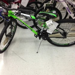 This is the bike I want to get.  Isn't she beautiful? (at Walmart Supercenter)