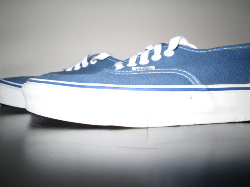 Vans are the best. <3 I love them