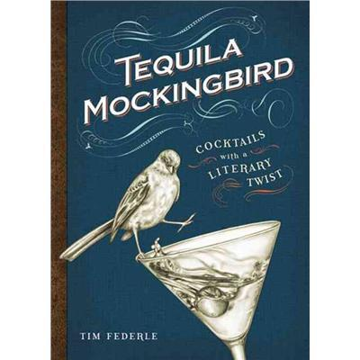 TGIF! We suggest a cocktail from Tequila Mockingbird, a clever tribute to literature  for the cocktail and literary loving crowd. Available at the Library Shop Combining beloved classic novels with witty humor and delicious drink recipes, some of the charming recipes include Vermouth the Bell Tolls, Gin Eyre, Are You There God? It's Me, Margarita, Bridget Jones's Daiquiri, and more. Accompanying the 65 cocktail recipes are a list of tools and techniques, a spirits glossary, a handful of drinking games and bar bites, and 8 laminated coasters, making this cocktail book both fun and functional.