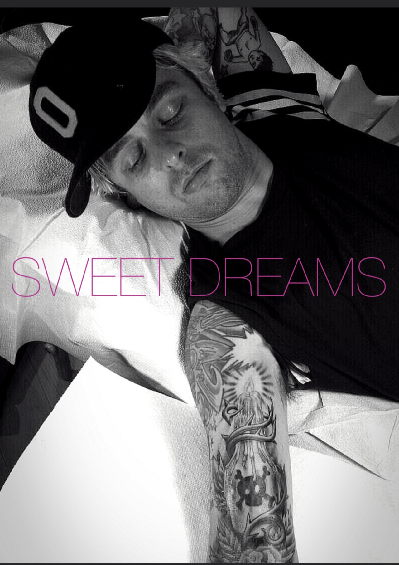 Green Day Poster - Sweet Dreams  (source:fygreenday)