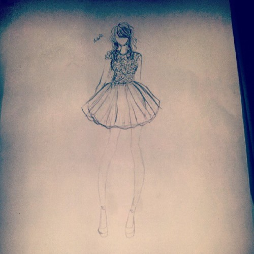 New sketch…maybe? ._.