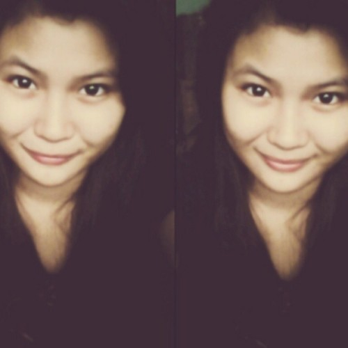 "My first Instagram photo. ("": pagtyagaan please. ;) <3 #smile#and#have#fun"