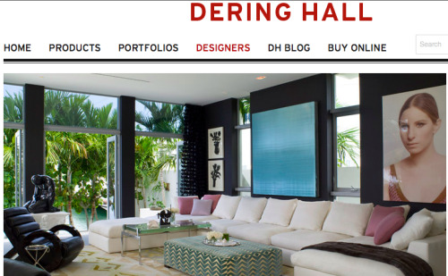 Brown Davis Interiors is proud to be featured on Dering Hall!