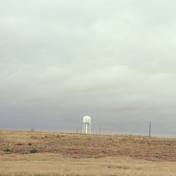 en route to Burlington, Texas #roadside #america  (at middle of no where)