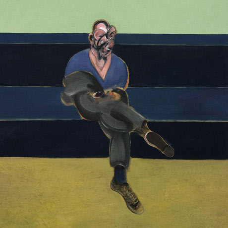 Portrait of Francis Bacon's violent lover to be auctioned at Sotheby's Francis Bacon's powerful painting of Peter Lacy just months after his death will go up for auction on May 14th. Via the Guardian