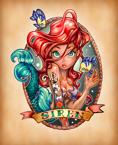 Artwork by Tim Shumate
