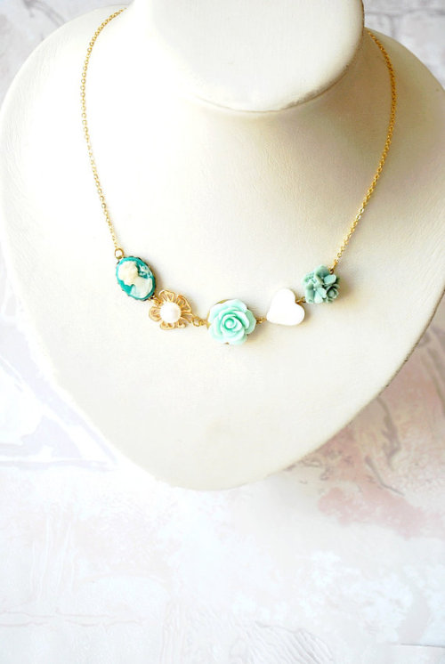 The forest princess necklace is now on sale! 20% off!