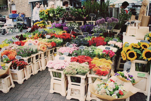 felisque:  broadway markets by pearled on Flickr.