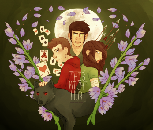thecottonproject:  My entry for the season 3 contest over at TeenWolfFans. I've never actually participated in an art contest before?? Except that one time in preschool where I was the only one that colored inside the lines and I won a Mrs Potatohead. I guess that counts. Anyway seASON THREE  DUDE I am so excited you're participating in the TeenWolfFans contest, this is LOVELY! *u*