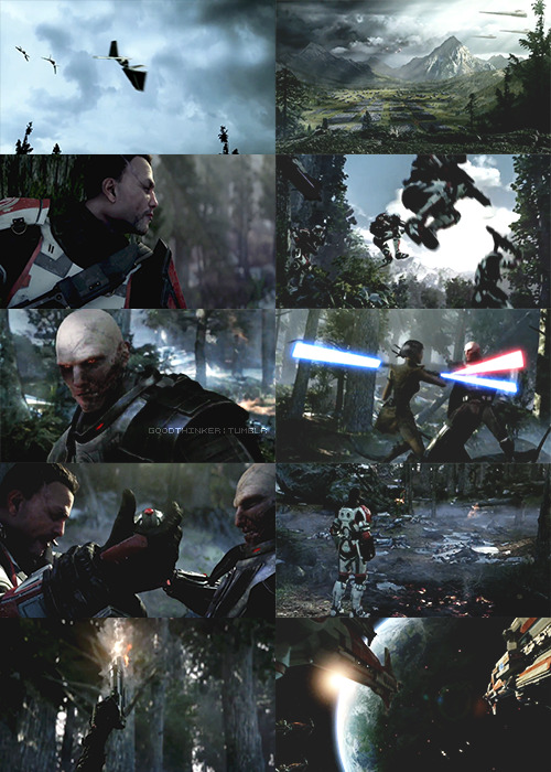 Star Wars: The Old Republic      → Hope  May the 4th be with you!