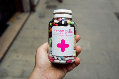 """i need that pills!!!!!""  happy pills 