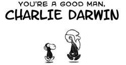 heythereuniverse:  Happy birthday, Mr. Darwin!
