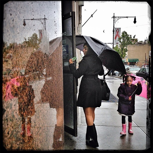 A Rainy Day —4 #portrait #photography #photojournalism #documentary #reportage #iphoneonly #iphonography #mobilephoto #mobilephotography #igers #instahub #instagood #instamood #instagramhub #webstagram #bestoftheday #picoftheday #photooftheday #streetshot #streetportrait #streetphotography #colorphotography #bedstuyportrait #brooklynportrait #procamera (at Restoration Plaza)