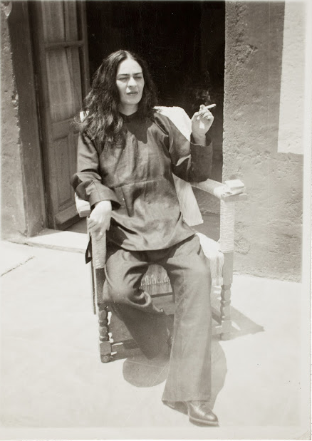 Antonio Kahlo     Frida Kahlo After an Operation     1948