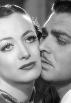 Joan Crawford and Clark Gable, Chained — 1934
