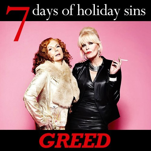 Starting today, we present the 7 Days of Holiday Sins with Ab Fab! See the whole line-up for today right here!