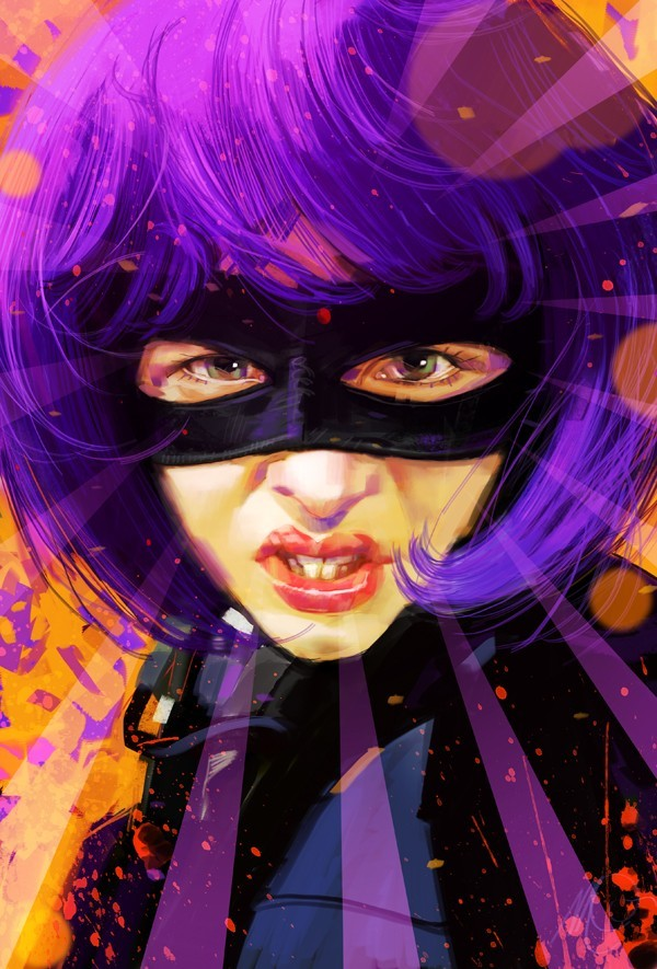 darwinsir:  Hit Girl
