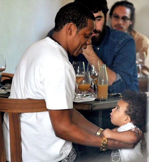 kiananananaa:  omg jay z and beyonce made a baby drake