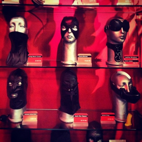 Eventually you have to ask yourself. Which mask really describes the inner me?