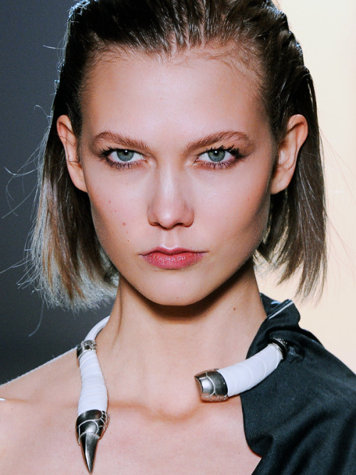 Karlie Kloss at Animale Spring/Summer 2014