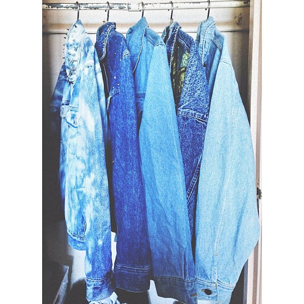 jamjars:   denim jackets ✨💙✨💙