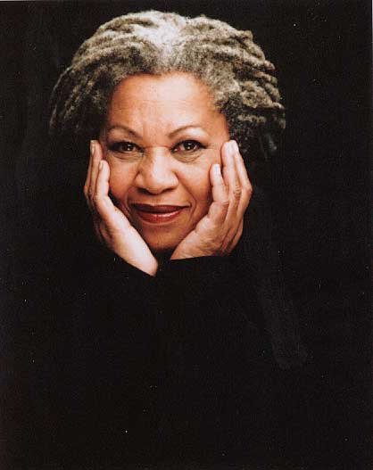 "peakblackness:  TONI MORRISON ""Look to yourself. You free. Nobody and nothing is obliged to save you but you. Seed your own land.""  The Mother of Contemporary American Fiction celebrated her 82nd birthday on Monday and I'm pretty sure Trinidad James' ""All Gold Everything"" is a reference to Morrison's Pulitzer, Nobel Prize, National Book Critics Circle Award, American Book Award, and Presidential Medal of Freedom.  #PEAKBLACK4LYFE #BeenTrillSince1931 Jason"