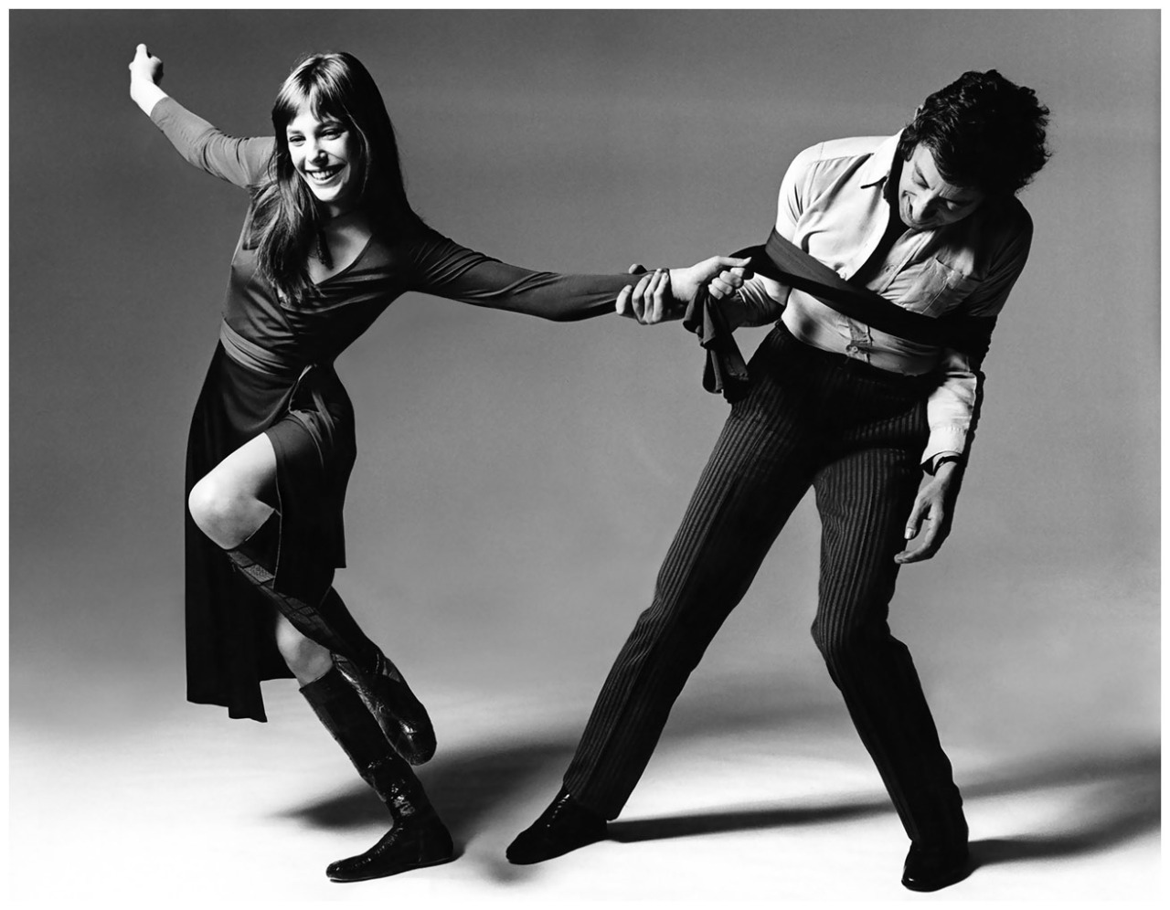 noeundergarments:  Jane + Serge…  Duo we LOVE.