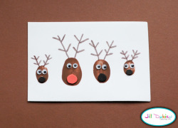 (via Christmas Crafts for young children | More 4 Mums Blog)