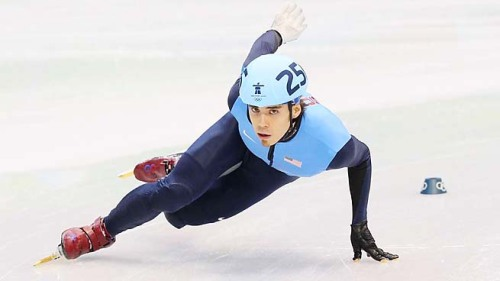 "Apolo Ohno is going to be in Sochi for the 2014 Olympics — but as a correspondent for NBC. Ohno acknowledged it effectively ends any chance of a short-track speedskating comeback. ""I think it's pretty sure at this point [that the comeback is] not going to be,"" said Ohno, the most decorated U.S. Winter Olympian with eight medals, in a telephone interview Wednesday morning. ""It was always in the back of my head. I just didn't want to rule it out. I've been very blessed, had such an amazing career, overcome a lot of obstacles in my life. It's time to try some different opportunities."" Those opportunities include working with the EIB All-Stars to raise awareness of exercise-induced bronchospasm, with which he was diagnosed in 2000 — two years before making the first of his three Olympic teams. He recently finished four weeks of filming as a host for Game Show Network's ""Minute to Win it,"" which will air its first season beginning in June. Ohno also co-starred in a Syfy TV movie, ""Tasmanian Devils,"" with Danica McKellar from ""The Wonder Years"" in January. Ohno, 30, has not competed since the 2010 Vancouver Olympics, where he won three medals — one silver and two bronze. He spent the fall and winter not ruling out a comeback but not endorsing one, either. Had Ohno given it a shot and made his fourth Olympic team, he would have had a chance — albeit a very small one — to catch the all-time Winter Olympic medal leader, Norwegian cross-country skiing legend Bjorn Daehlie. Daehlie, who has 12 medals, was implicated by a Swedish TV program in February that he doped during his 1990s dominance but denied the claims on national TV news in Norway. The most decorated active U.S. Winter Olympian is Ohno's good friend, long-track speedskater Shani Davis, who has four medals from two Games."
