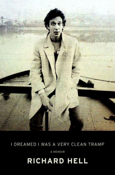 "theplanetofsound:  Richard Hell's autobiography ""I Dreamed I Was a Very Clean Tramp"" is hitting the streets on March 12. But you can read the first chapter here right now. ""I wanted to have a life of adventure. I didn't want anybody telling me what to do. I knew this was the most important thing and that all would be lost if I pretended otherwise like grown­ ups did."" via"
