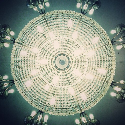 Chandelier  (at Reader's Feast)